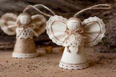 Madres día regalo blanco casas regalo rústico Decor