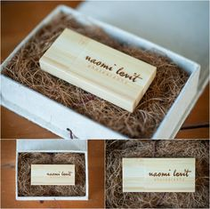 Eco Friendly Packaging for Wedding Clients . Bamboo Flash Drive . Banana Fiber Paper Box. Abaca . Coconut Husk Fiber . Coconut Button . Eco Friendly Weddings . Eco Friendly Packaging . Eco Friendly Branding . Maui Wedding Photographer . Maui Photographer . Maui Weddings . Destination Wedding Photographer . Naomi Levit Photography . naomilevit.com