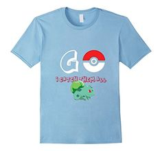 Men's Pokeball Poke-mon GO glumanda T-shirt / Starshirt 2...…