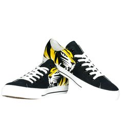 Missouri Tigers Row One Women's Oxford Lace-Up Sneakers - $47.99