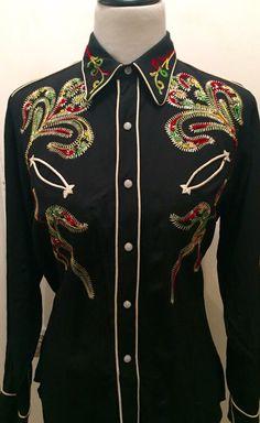 Miller western wear 1950s