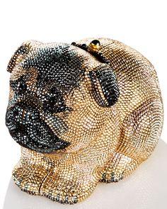 Judith Leiber puppy