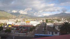 Vista Exterior desde C.C Laguna Mall - Ibarra Ecuador