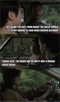 Sólo Lori podría chocar el auto...