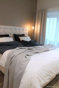 ASUNTOMESSUT 2016: TYYLIKKÄÄT Home Bedroom, Cosy, Sweet Home, Villa, Elegant, Luxury, Classic, Interior, Romantic Bedrooms