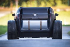 Sbarro Eight Hot Rod Concept
