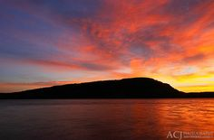 Great Colors!  East Bluff by Aaron C. Jors