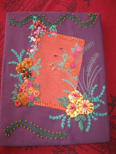 agenda 2012 (modèle free Gipsy Quilt)