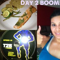 T25 Day 2