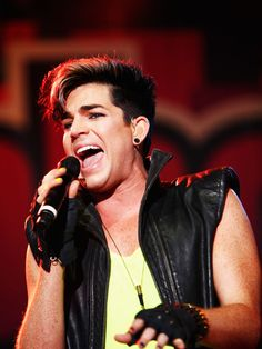 Adam Lambert Next 'American Idol' Judge?