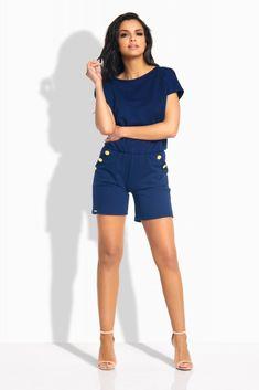 Bermuda Shorts, Casual Shorts, Outfits, Women, Closet, Fashion, Colors, Moda, Suits