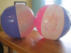 Have a BALL on your birthday/mission Elder! Write your letter on a beach ball, deflate, and mail! Missionary Letters, Missionary Girlfriend, Sister Missionaries, Birthday Gifts For Girlfriend, It's Your Birthday, Missionary Care Packages, Missionary Gifts, Missionary Countdown, Lds Mission