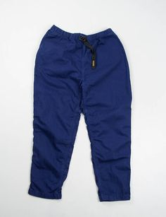 orSlow Ink Blue Climbing Pant – EXCLUSIVE