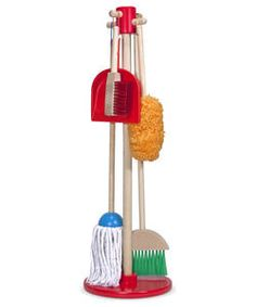 Melissa and Doug Let's Play House Dust Sweep Mop.