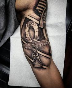 Full Arm Tattoos, Dope Tattoos, Badass Tattoos, Leg Tattoos, Black Tattoos, Body Art Tattoos, Sleeve Tattoos, Tattoos For Guys, African Warrior Tattoos