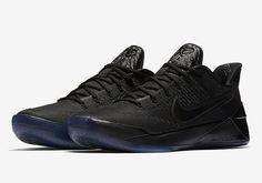 brand new d1308 9e76f Nike Kobe AD Triple Black 852425-064