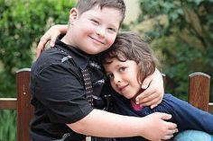 Tündéri mesét írt hatéves húga a Down-szindrómás Nándiról