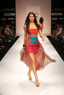 komal sood lamke fashion week 2013