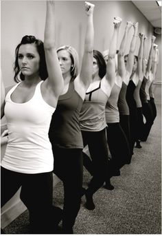 Sorting out the Barre Method