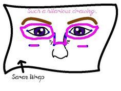 Diy Lace Masquerade Mask Using Hot Glue