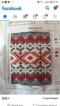 Knitting Books, Knitting Charts, Baby Knitting Patterns, Knitting Stitches, Cross Stitch Charts, Cross Stitch Designs, Inkle Weaving Patterns, Crochet Saco, Quick Knitting Projects