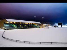 Hayward Field December 2013