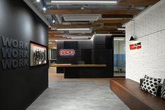 BBDO Offices by JAXDA, Shanghai – China » Retail Design Blog