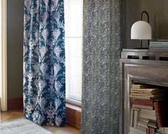 Curtains, Bohemian style by Pfister