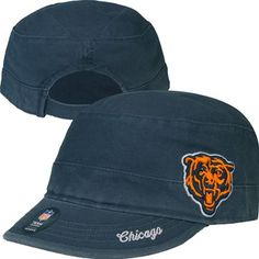 Chicago Bears Women's Avery Hat (Navy)