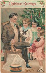 """Christmas in the Victorian era differed considerably from the Christmas we celebrate today as these extracts from the Glamorgan Gazette reveal. In 1876 the Gazette reported that: 'The Sunday Schools belonging to the Calvinistic Methodists in this district held a meeting on Christmas Day at Cornelly, to recite portions of """"Hyfforddwr Charles."""" The following schools took part: Kenfig, Water Street, North and South Cornelly. The meetings were held at two o'clock and six o'clock in the evening."""