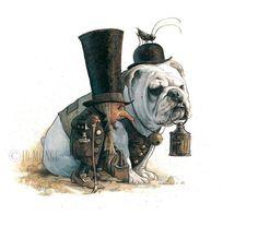 Jean-Baptiste Monge jbmonge | Illustrator Character Designer | Canada | Celtic Faeries