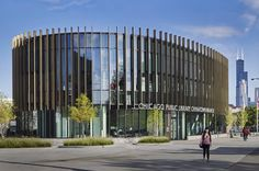 Chicago Public Library, Chinatown Branch | Architect Magazine | Skidmore, Owings & Merrill, Chicago, Illinois, Community, library