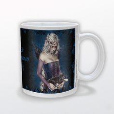 Victoria Frances Tasse Angel of Death (Teekasse / Kaffeebecher)