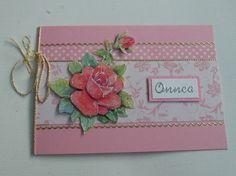 Kortti #18 / Greeting card by Miss Piggy