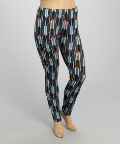 Build+lovely+looks+starting+with+a+fab+foundation.+Crafted+from+stretchy+fabric,+these+fun+printed+leggings+boasts+a+comfy+stretchy+waistband+and+are+sure+to+make+a+statement.