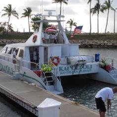 Ko'olina, Oahu, Hawaii: Catamaran Trip - snorkeling, bottle nose dolphin viewing, sightseeing, lunch