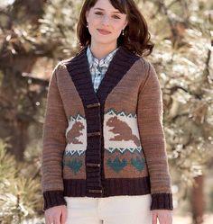 Ravelry: Maple Bay Cardigan pattern by Courtney Kelley