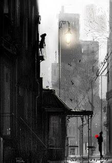 A lot like hot chocolate on a rainy day - Pascal Campion
