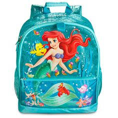 Ariel Backpack - Personalizable | Backpacks & Lunch Totes | Disney Store