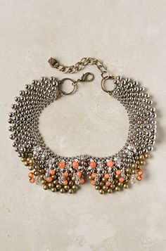 Collar Necklace from Anthropologie