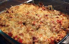 Snabblagad middag som sköter sig själv i ugnen. Passar bra till både vardag och fest. Går även utmärkt att frysa i matlådor.