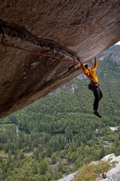 amazing climber