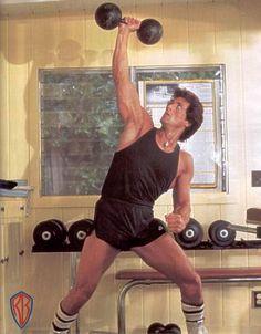 Sylvester Stallone Workout | YUMMI !