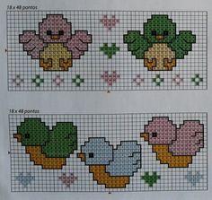 Ideas crochet bookmark pattern kids plastic canvas for 2019 Crochet Bookmark Pattern, Crochet Mittens Free Pattern, Crochet Headband Pattern, Crochet Bookmarks, Crochet Patterns, Cross Stitch Bookmarks, Cross Stitch Bird, Cross Stitch Borders, Cross Stitch Animals