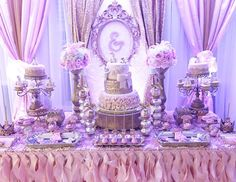 "Teddy bear / Baby Shower ""Princess Teddy bear baby shower"" 