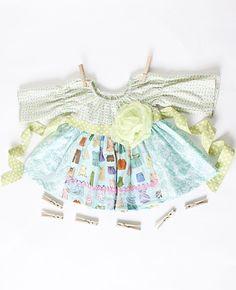 Matilda Jane Platinum, Chloe's Closet (3/19 upload) Peasant Top Size 2