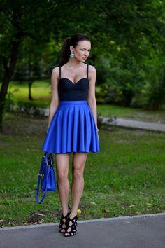 My Silk Fairytale: Dress Up or Down
