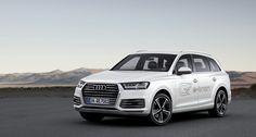New Audi Q7 E Tron Phev Sel Averages 1 7 L 100 Km Or 138 4 Mpg Us