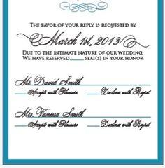 5 types of wedding rsvp card wording response cards wedding rsvp no children wording on invitations wedding invite filmwisefo