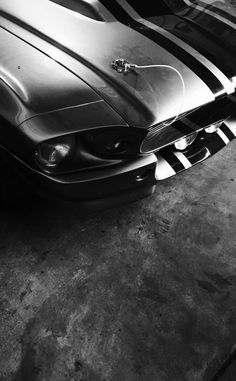 "1968 Ford Mustang Shelby GT500 ""Eleanor"" 